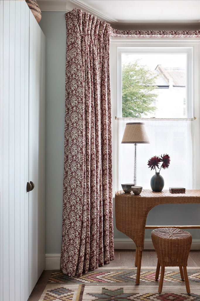 Home Truths: 7 Curtain Tips from Sarah Peake