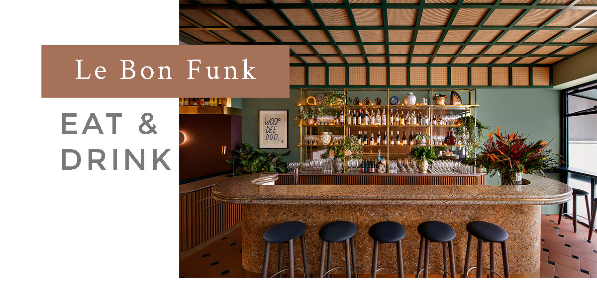Eat and Drink - Le Bon Funk