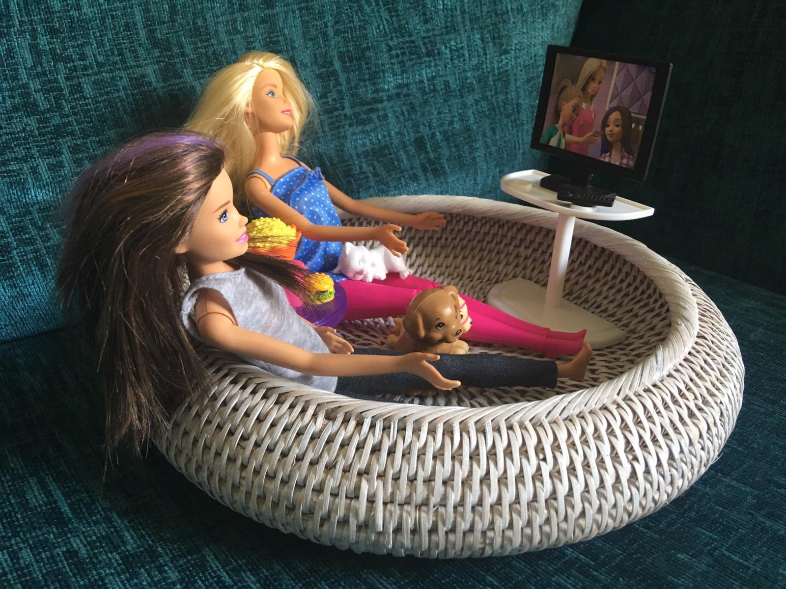 Esme's Barbie Bowl