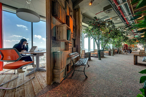 Google's Tel Aviv Office
