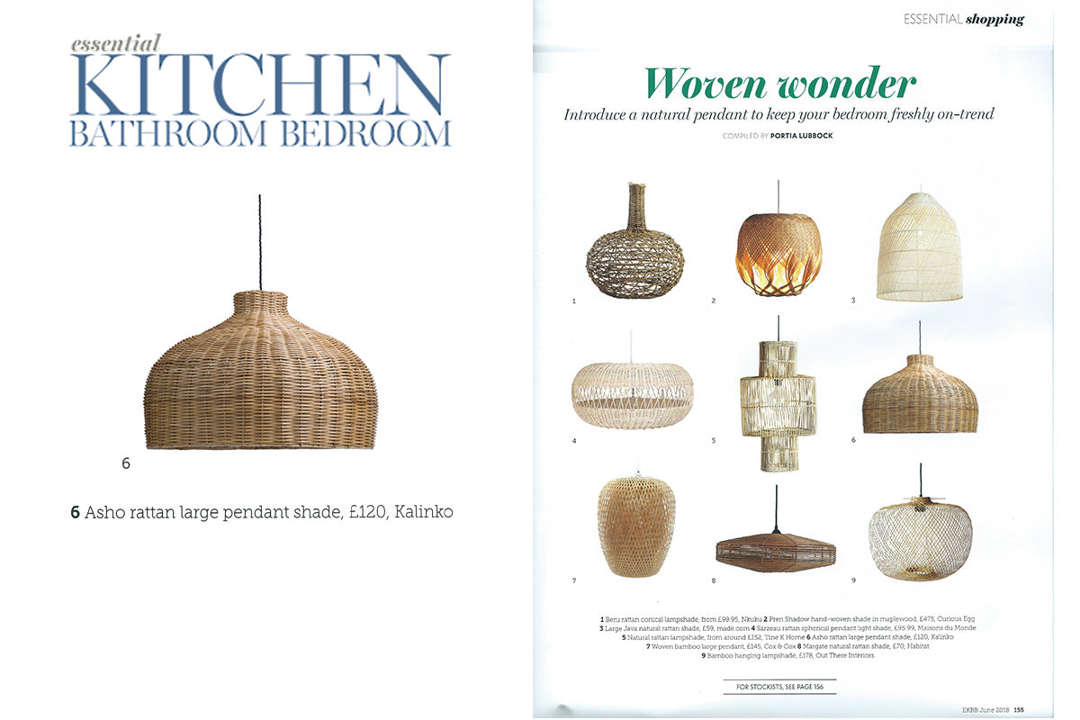 Essential Kitchen Bathroom & Bedroom Magazine
