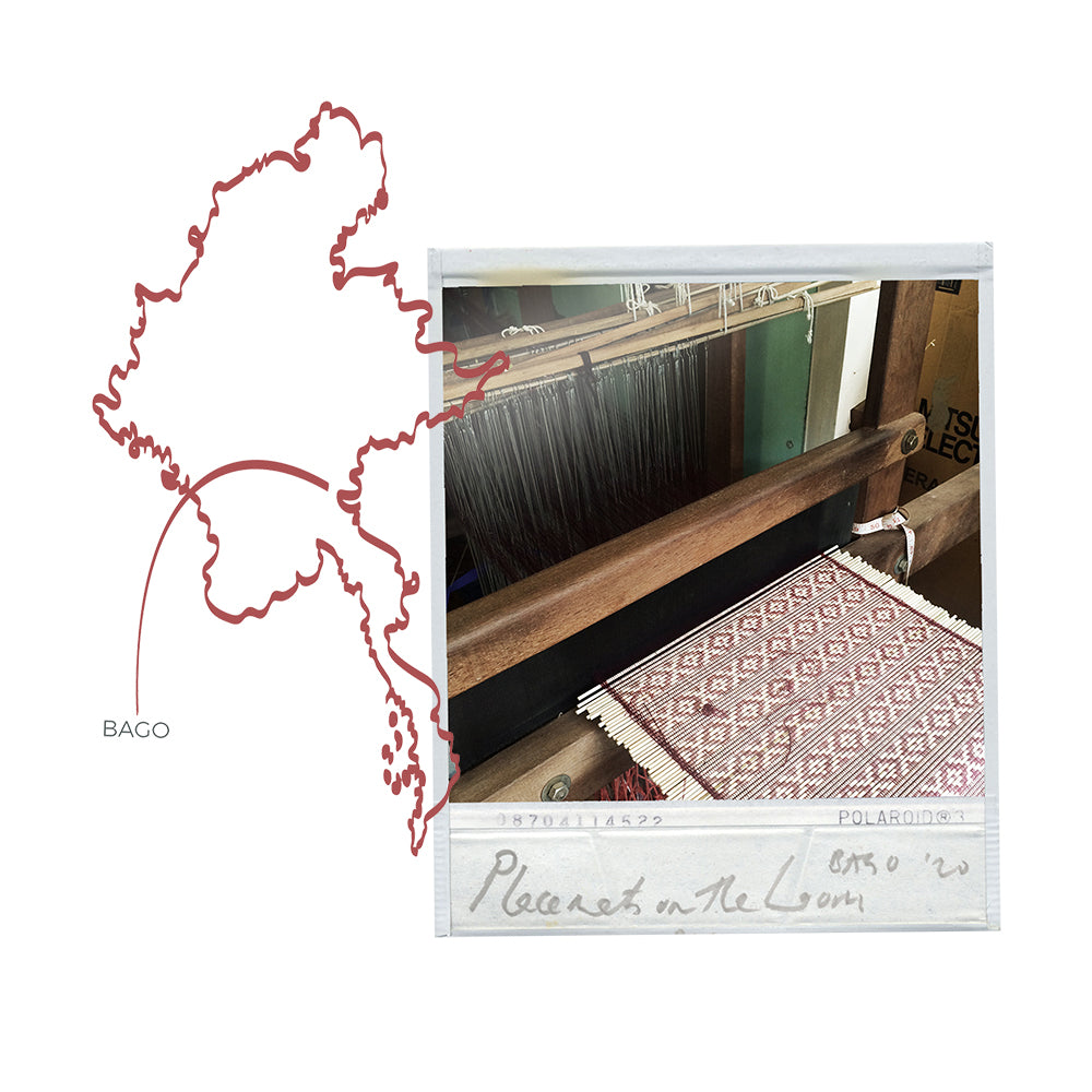 Placemats on the Loom