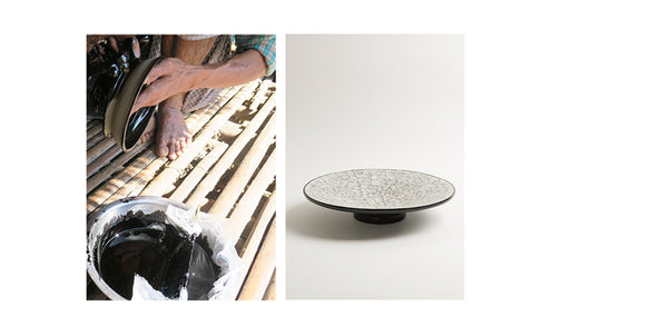 Lacquer Bowls with Maker