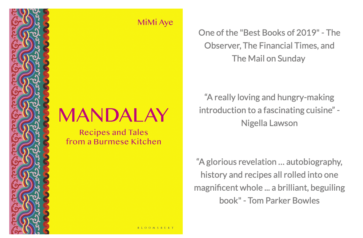Mandalay Book