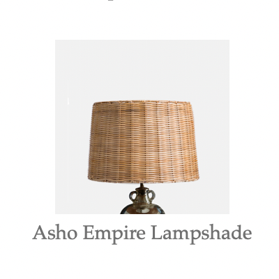 Asho Empire Lampshade