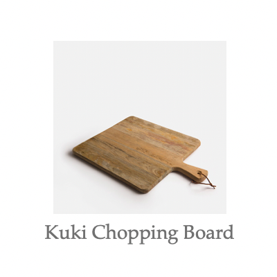 Kuki Chopping Board