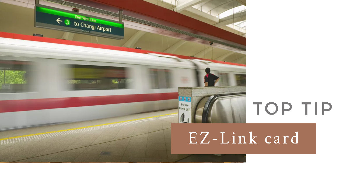 Top Tip - EZ-Link Card