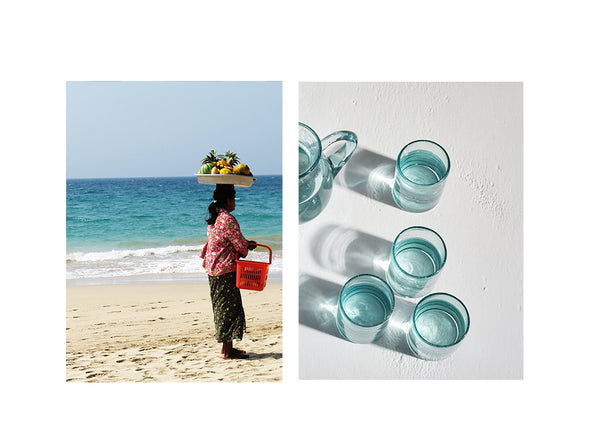 Tumblers and Beach Seller