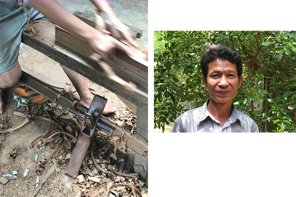 Woodworkers from Bago