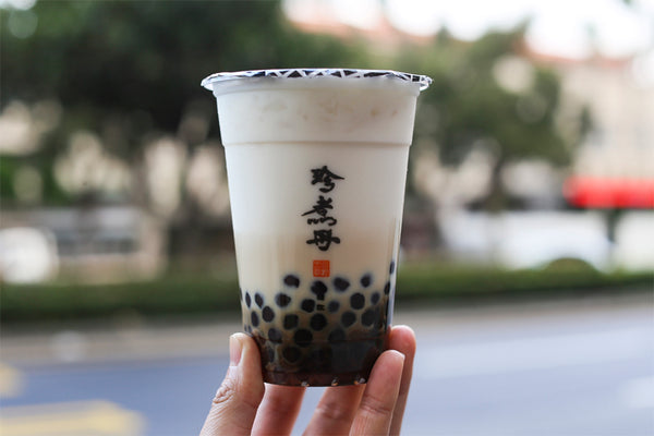 Bubble Tea in Taipei
