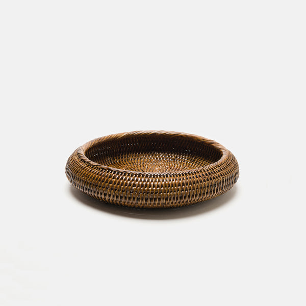 Inya Rattan Bowl | Small | Brown