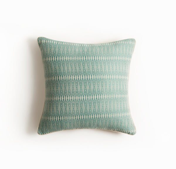 Katha Cushion | Teal
