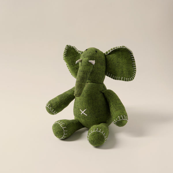 Koko The Elephant (Green)