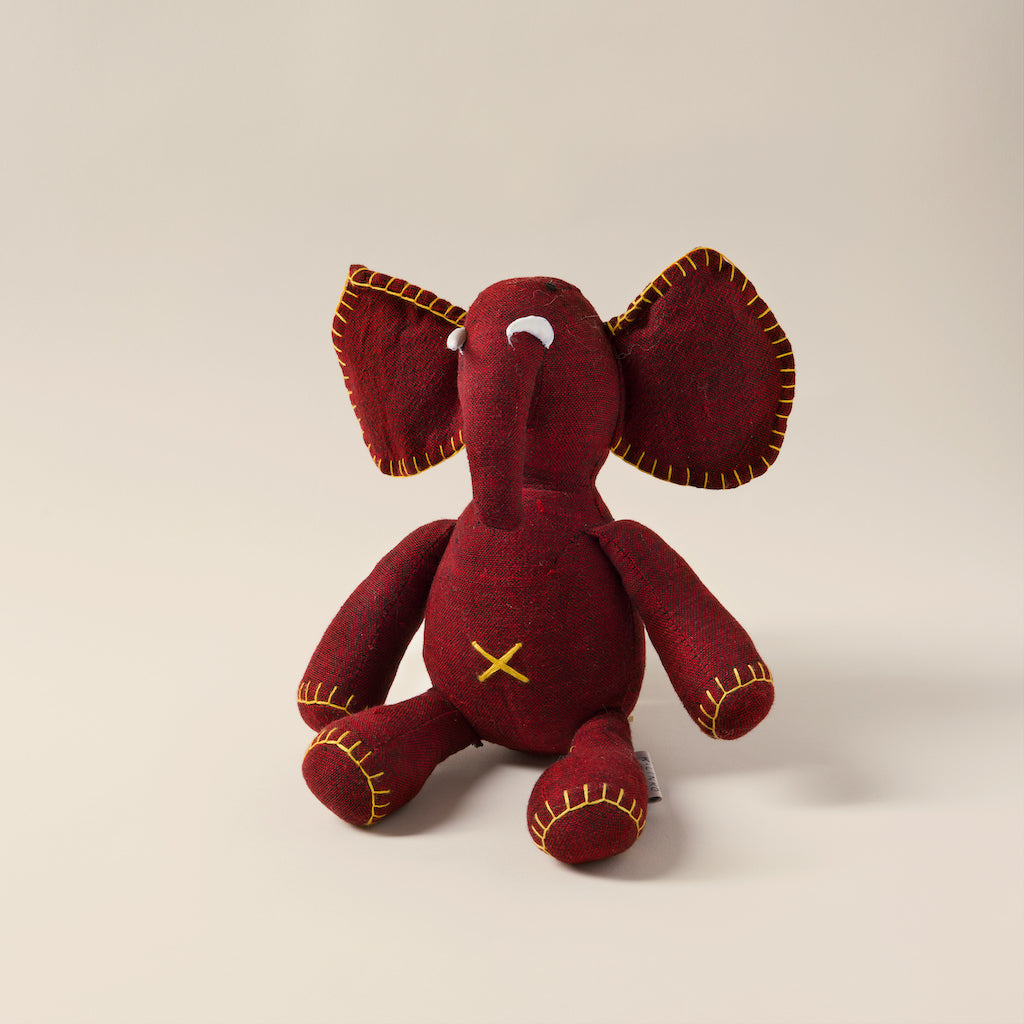 Zaza The Elephant (Red)
