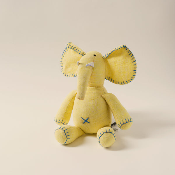 Mala The Elephant (Yellow)
