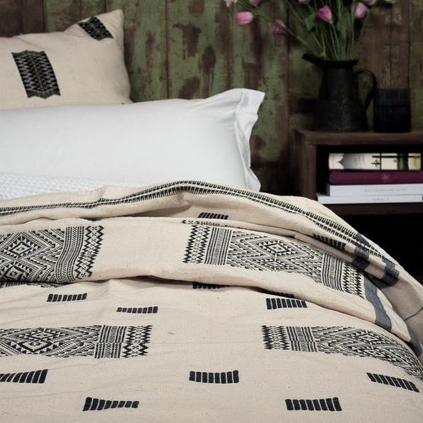 Lotus Bedspread | 2 Colours