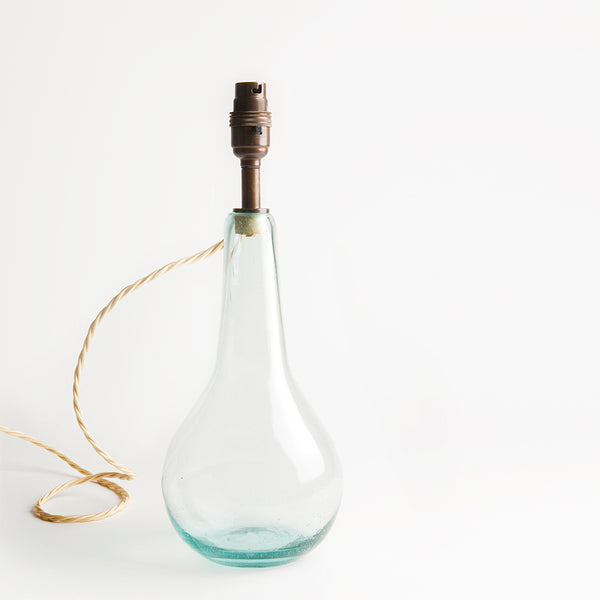 Zomi Glass Table Lamp