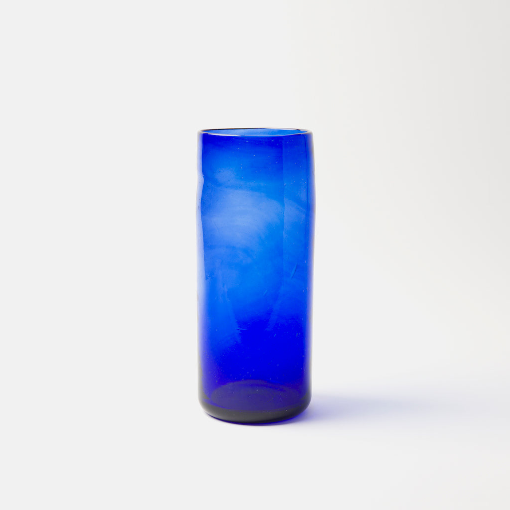 Zomi Vase | Dark Blue | Large