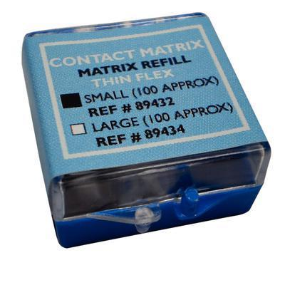 Contact Matrix Refill Matrices 100/Pk