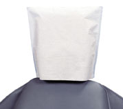 Headrest Cover Paper/Poly 10x13 500/Cs