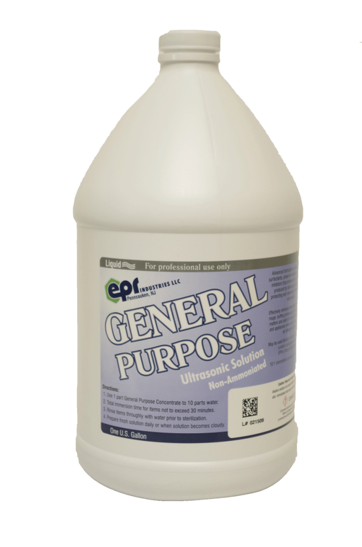 Ultrasonic Cleaner General Purpose Liquid Gallon
