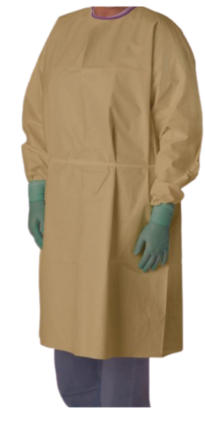 Reusable Water-Resistant Isolation Gown