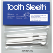 Tooth Slooth Fractured Tooth Detector White 4/pk