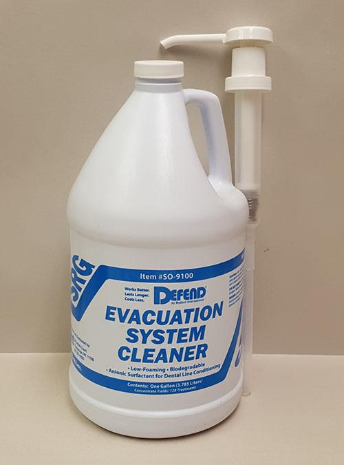Defend SRG Evacuation System Cleaner Gallon