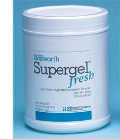 Supergel Fresh - Regular Set, Low Dust Berry Cherry Flavor