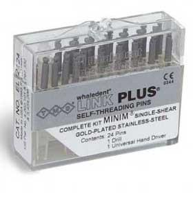 TMS Link Plus SS Double Bulk .021 L-732 50/Pk