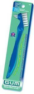 GUM - Denture Brush - 6/Bx