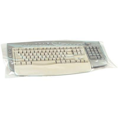 "Plasdent Standard Keyboard Cover with cuff 22"" x 14"" 250/Bx"
