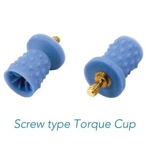 Pacdent - Disposable Prophy Cups Screw type Torque 144/Pk