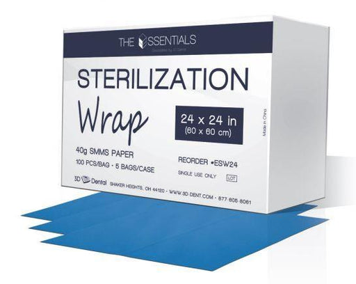 CSR Sterilization Wrap 100/Bag