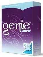 Genie Bite Registration Matl Fast Set 2/Pk