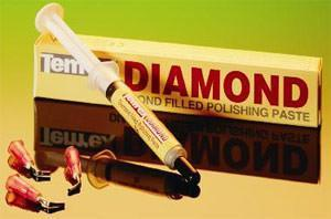 Diamond Polishing Paste - Syringe