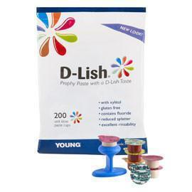 D-Lish Prophy Paste Coarse 200/Bx