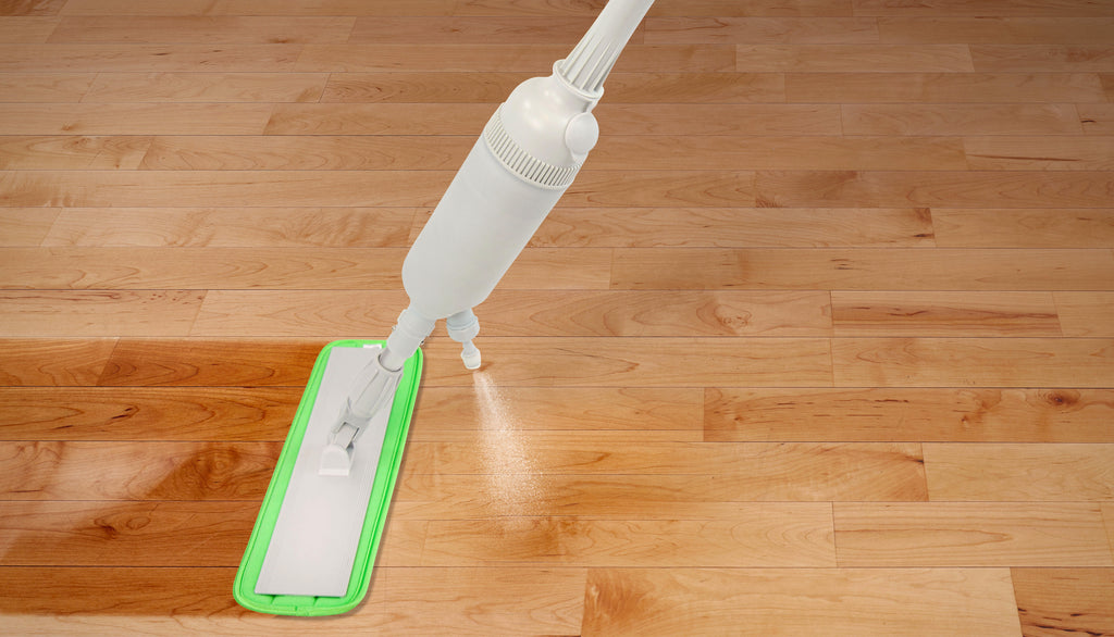 best spraying wet mop for floors