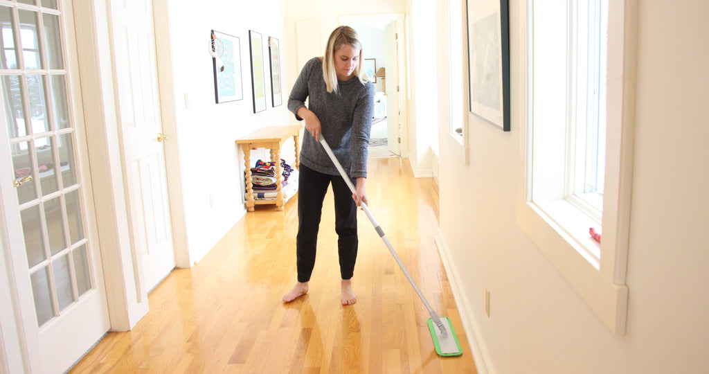 The Best New Way To Clean And Mop Any Floor Turbo