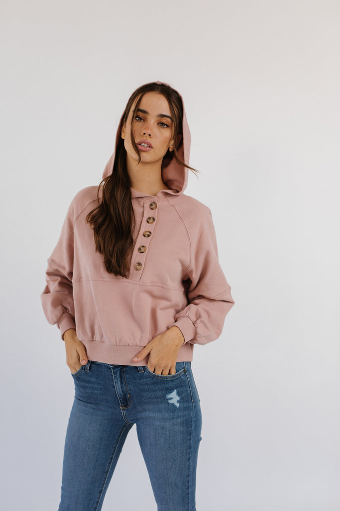 betty button sweatshirt