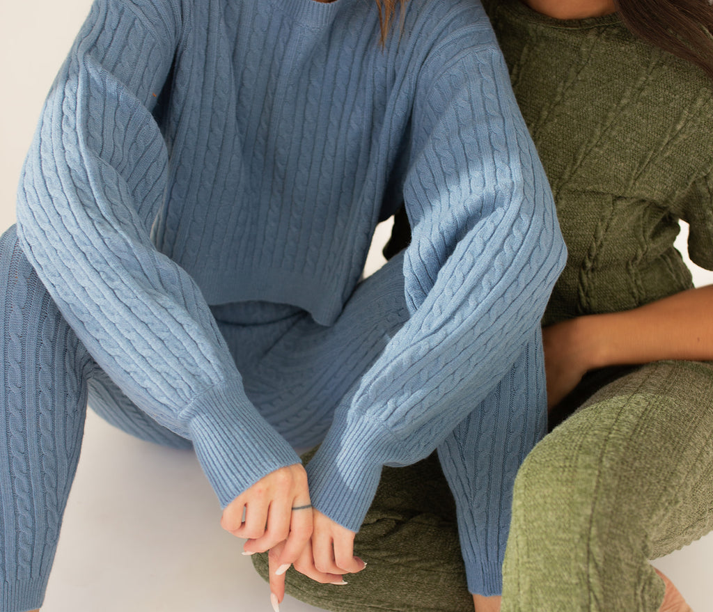 hold me tight sweater set