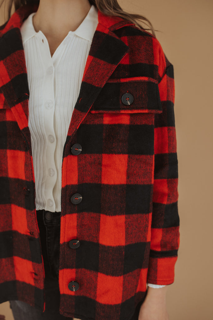 lydia plaid jacket