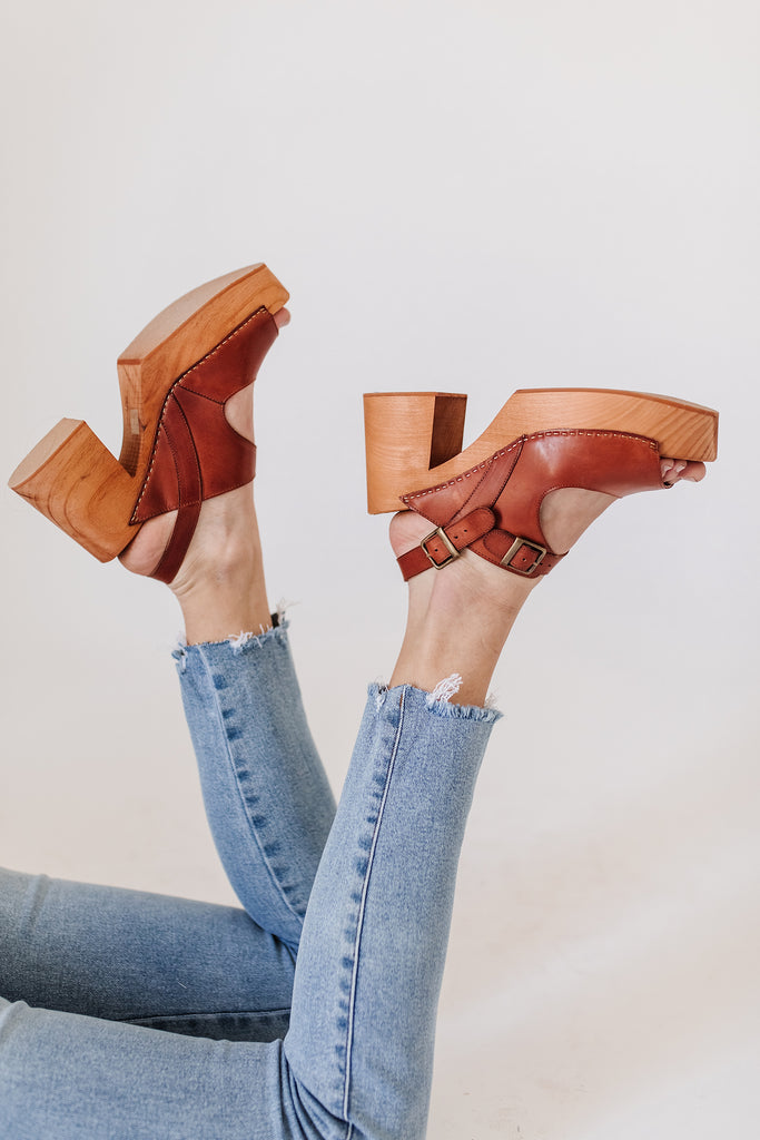 belem's clog // free people