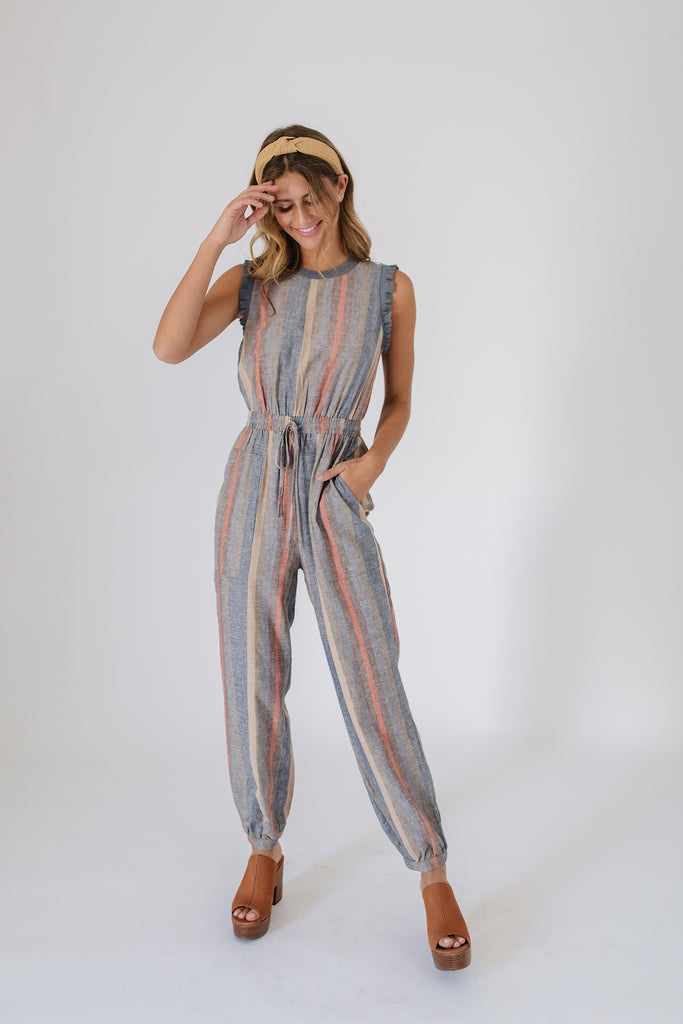 millie jumpsuit *restocked*