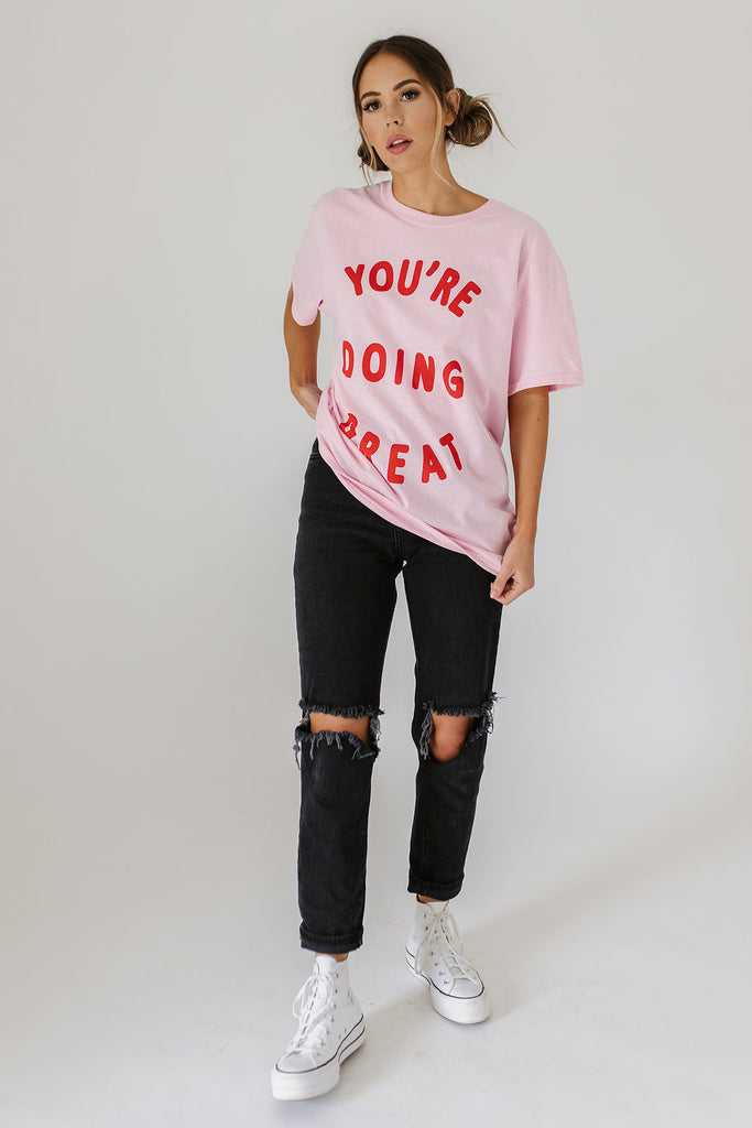 you're doing great tee *restocked*