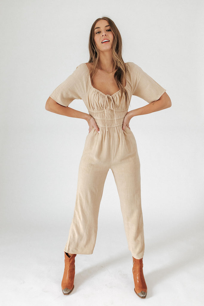 she's a betty jumpsuit *restocked*