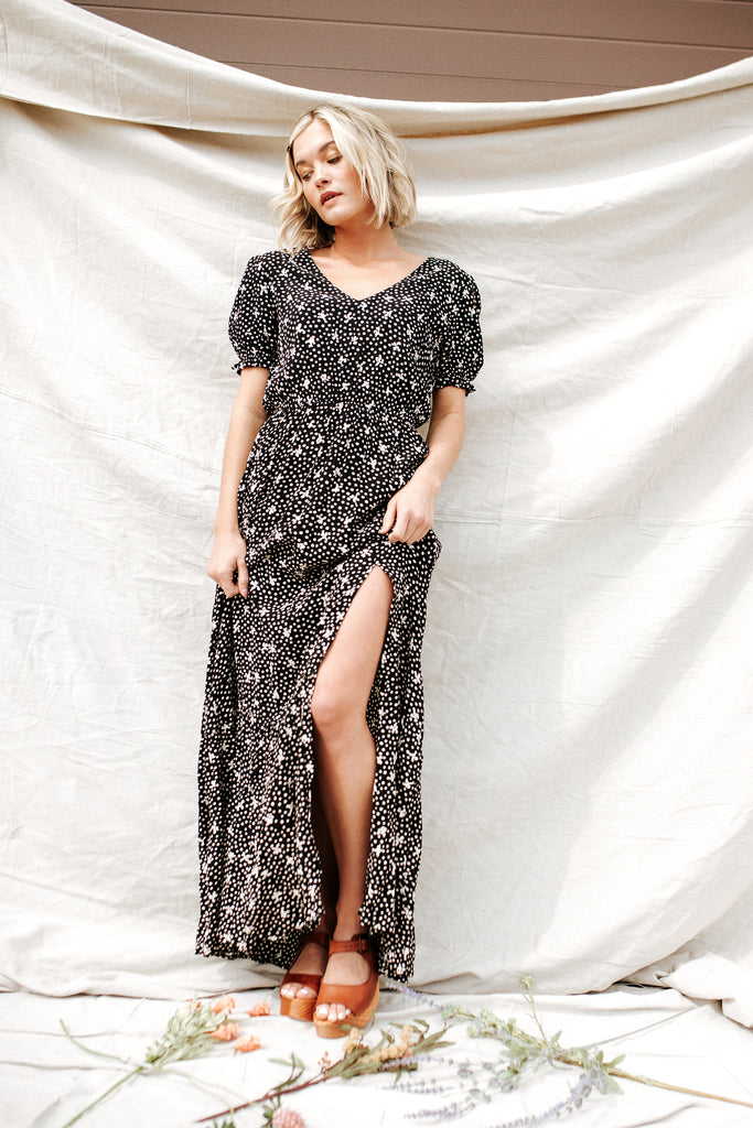 how about it maxi dress