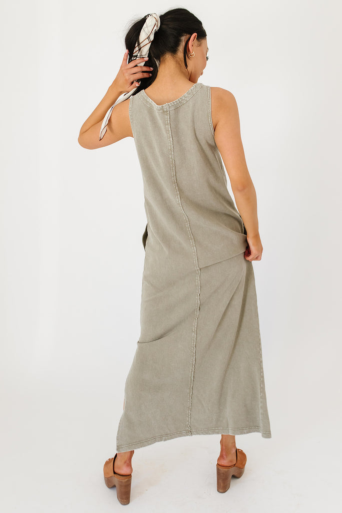 relaxed but not least maxi dress