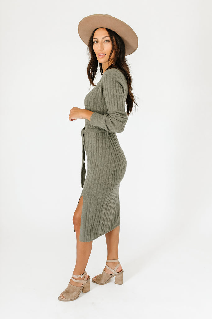 everywhere sweater dress