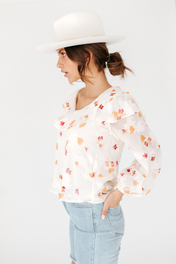 hero blouse